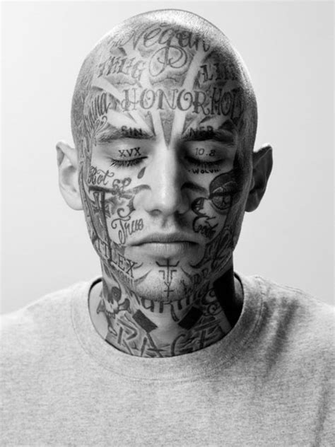 100 Notorious Gang Tattoos & Meanings (Ultimate Guide, 2019)