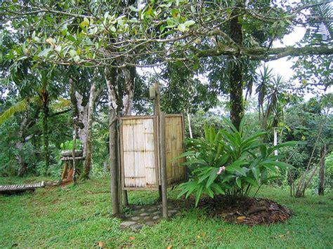 Diy Outdoor Shower Root Simple