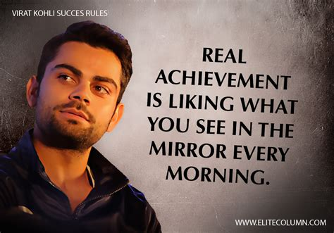 virat kohli success rules  inspire   work harder