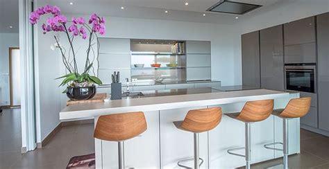 cuisine de luxe design cuisine luxe moderne design leicht maison de prestige