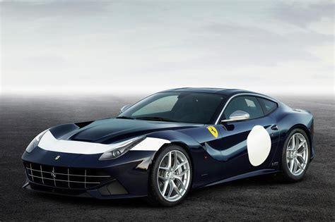 Ferrari Launches 70-year Anniversary Models At Paris 2016