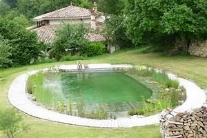 les piscines naturelles guidepiscinesfr With cout d une piscine naturelle