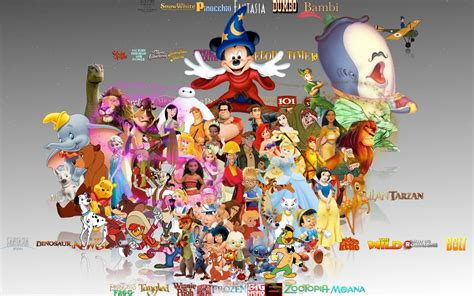 Disney Animation Wallpaper - disney animated wallpaper 61 pictures