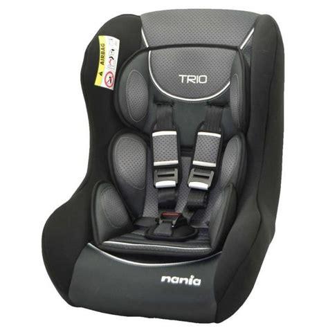 siege auto nania siège auto groupe 0 1 2 trio sp confort