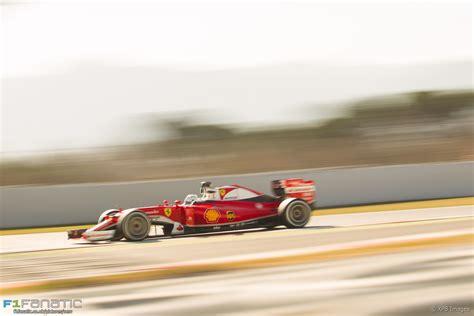 Dafür durfte sich der pilot in melbourne spott anhören. Sebastian Vettel, Ferrari, Circuit de Catalunya, 2016 · F1 Fanatic