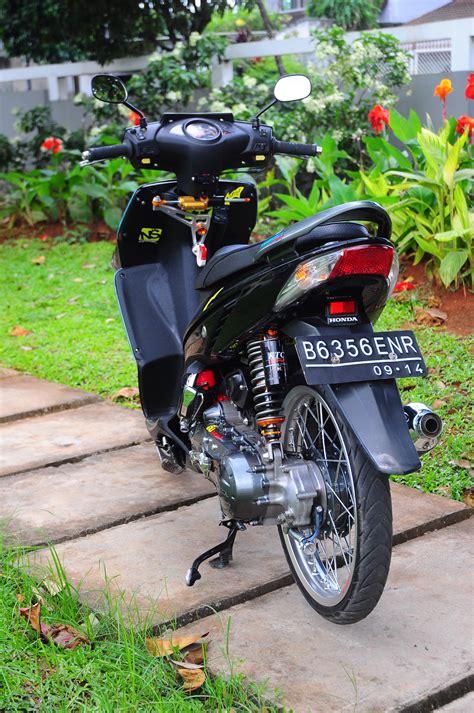Modifikasi Honda Tiger Revo Ring 17 Jari Jari by Koleksi Modifikasi Motor Vario 125 Velg Terkeren Velgy Motor