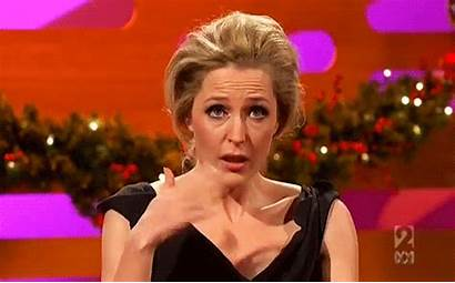 Gillian Anderson Self Date Daughter Perfect Lookalike