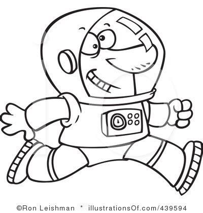 astronaut clipart black and white transparent astronaut clip pics about space