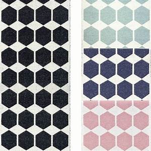 Tapis de couloir tapis long en pvc anna par brita sweden for Tapis de couloir avec canapé lit grande taille