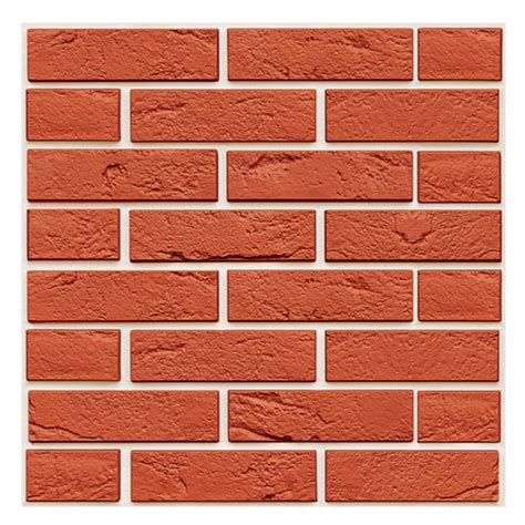 Brick 3d Wallpaper Sticker by 3d Wallpaper Wall Sticker Wall Decor Embossed Brick