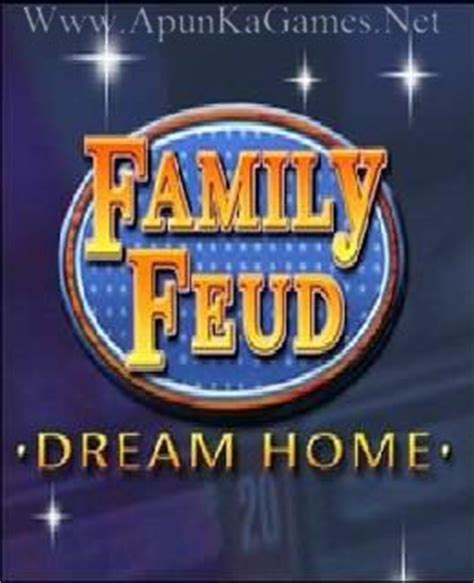 Android app by ludia inc. Family Feud: Dream Home PC Game - Free Download Full Version