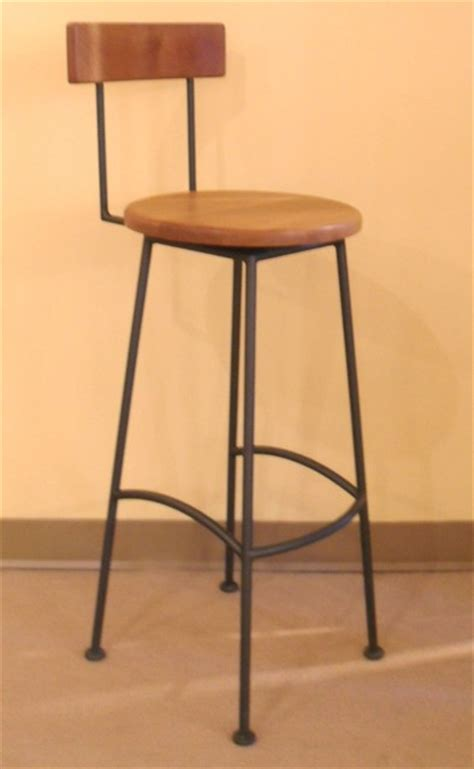 classic high back barstool traditional bar stools and
