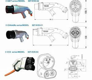 Ev Dc Fast Charge Station For Mahindra E2o And E With Gb  T