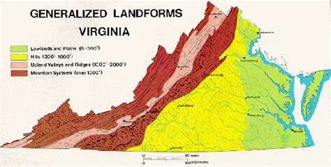 Mapping Virginia