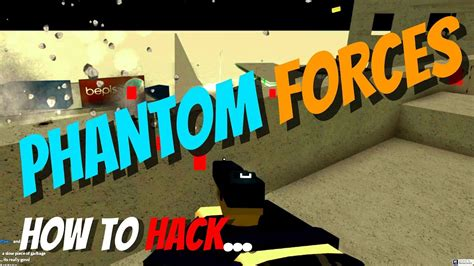 Phantom forces with a free code of course! Urg Roblox Phantom Forces Hacked Client   All Roblox Songs ...