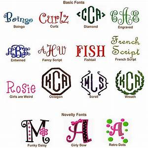 25 best ideas about monogram fonts free on pinterest With free monogram fonts