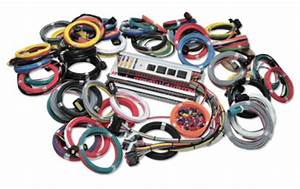 Ron Francis Wiring Kit For 4 6l Mod Motor Ford V8 Swaps