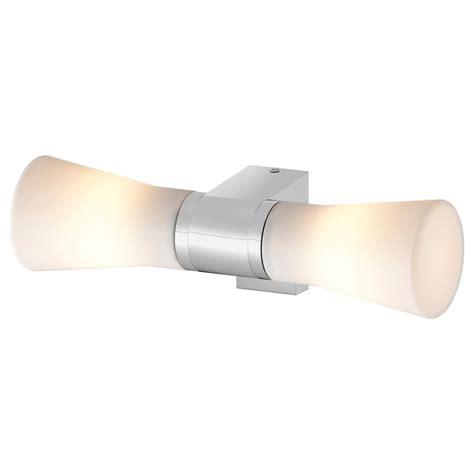 saevern wall lamp double ikea bathroom light basement