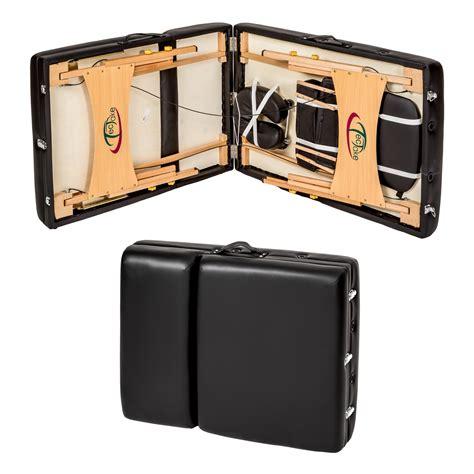 si鑒e ergonomique repose genoux table de 3 zones pliante noir épaisseur 13cm avec housse accessoires ebay