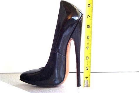 World's Highest High Heel Shoes