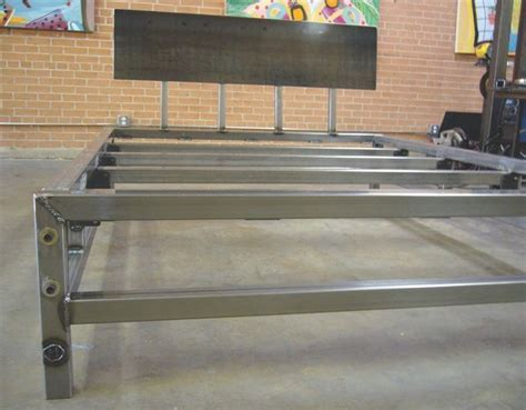 Steel Welding Beds by Pin By David Tuttle On Metal Furniture