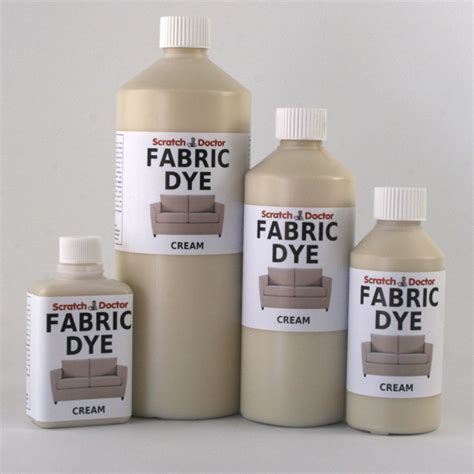 Cream Liquid Fabric Dye For Sofa, Clothes, Denim