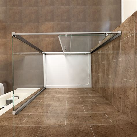 best way to clean shower cubicle sliding shower enclosure and tray waste side panel 8mm