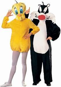 Déguisement Couple Célèbre : d guisement couple titi grosminet looney tunes d guisements couple deguisement couple ~ Melissatoandfro.com Idées de Décoration