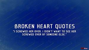 Love Quotes Broken Heart. QuotesGram