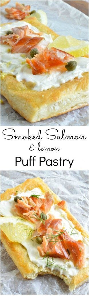 puff pastry canapes ideas 17 best ideas about salmon appetizer on smoked