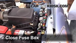 Replace A Fuse  2003-2008 Pontiac Vibe