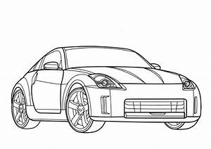 custom nissan gt r coloring page coloring pages With nissan juke r