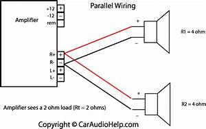 ohms whats it about With car speaker wiring