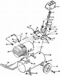 Campbell Hausfeld Mt6005 Parts Diagram For Air