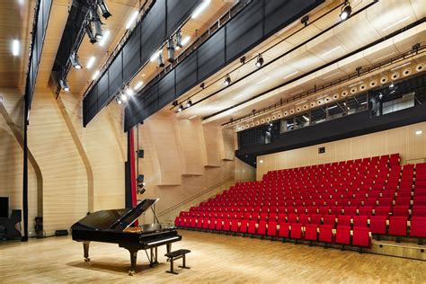 Music Conservatory in Paris' 17th Arrondissement / Basalt