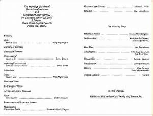 11 free printable church program templatesagenda template With free templates for church programs