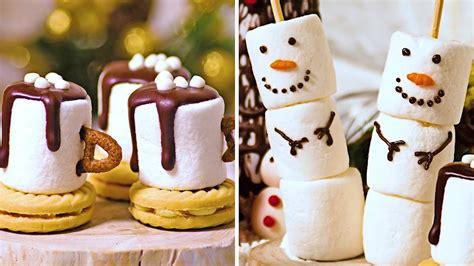 minute christmas recipes diy dessert decoration