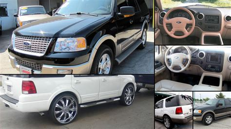2003 Ford Expedition Reviews by 2003 Ford Expedition News Reviews Msrp Ratings With