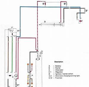 Wiring Diagram Database  Gm 4 Wire Alternator Wiring Diagram