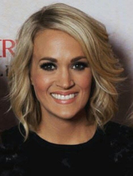 hair styles 25 best ideas about carrie underwood haircut on 7197
