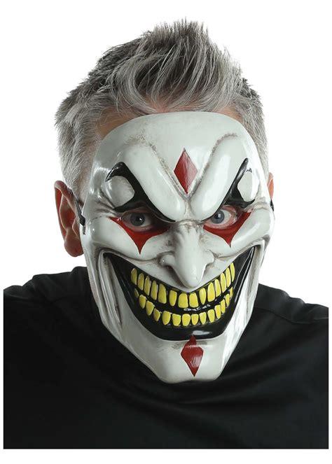 evil jester injection mask masks