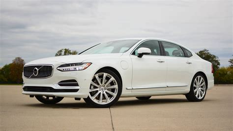 Volvo S90 Picture by 2018 Volvo S90 T8 Review Efficiency Done With Style