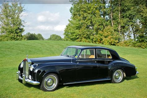 1961 Rolls-royce Silver Cloud Ii History, Pictures, Sales