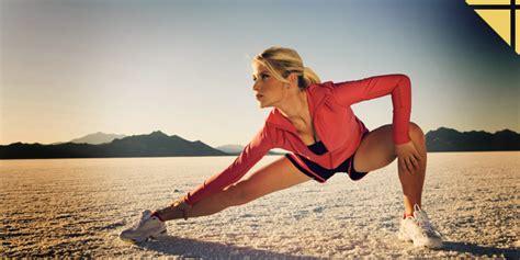 si鑒e repose genoux echauffement des articulations et course à pied le coin forme