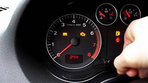 Audi A3 8p Setting Clock In The Instrument Cluster