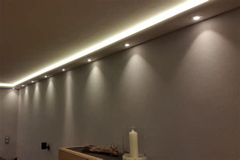 Indirekte Beleuchtung Led Decke by Indirekte Led Beleuchtung Wand Und Decke Wohn Design