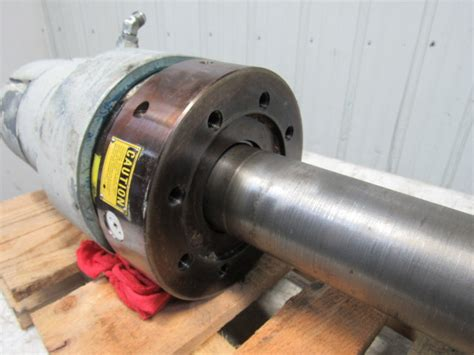 logansport machine    hydraulic spindle actuator