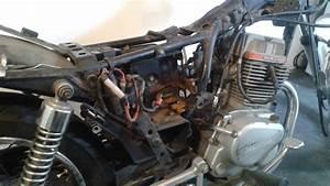 Honda Rebel 125 Vitesse Max : le d boulonnage restauration moto ~ Dallasstarsshop.com Idées de Décoration