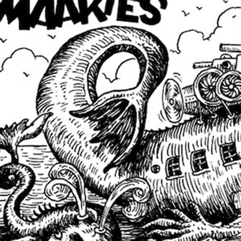 Maakies Drunk Sea Monster The Rumpus