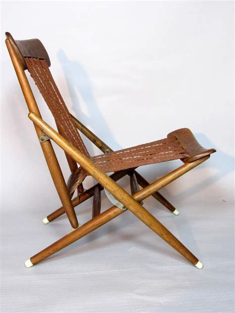 maruni studio folding lounge chair hiroshima japan